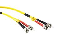 10M ST-ST OS1/OS2 9/125 Singlemode Duplex Fibre Patch Cable