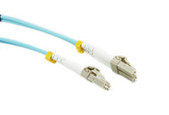 1M LC-LC OM4 50/125 Multimode Duplex Fibre Patch Cable