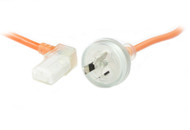 2M Right Angle Medical Power Cable