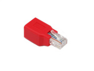 RJ45 Crossover Adaptor for CAT6/CAT5E Cables