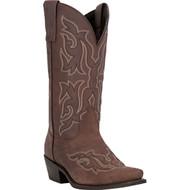Laredo Women's Runaway All Over Gaucho Nutty Mule  5404 Boot