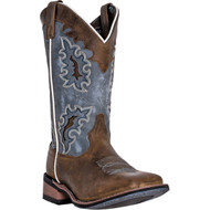 Laredo Women's Isla Tan Distressed 5666 Boot