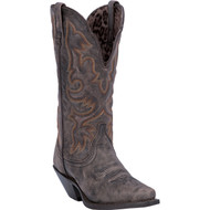 Laredo Women's Access Black/Tan 51079 Boot