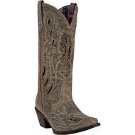 Laredo Women's Crosswing Taupe Goat 52157 Boot