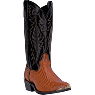 Laredo Men's Atlanta Black Leather-Like Top 68086 Boot
