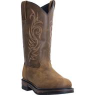 Laredo Men's  Hammer-Steel Toe Waterproof Tan Cheyenne  68132 Boot