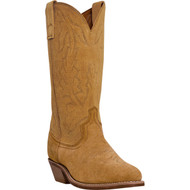 Laredo Men's Jacksonville All Over Natural Suede 68216 Boot