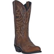 Laredo Men's  Pinehurst All Over Brown Waxy  68384 Boot