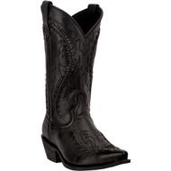 Laredo Men's  Laramie Black Goat 68430 Boot