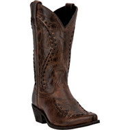Laredo Men's Laramie Rust Earthquake  68434 Boot
