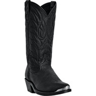 Laredo Men's  East Bound All Over Black Pigskin 68610 Boot