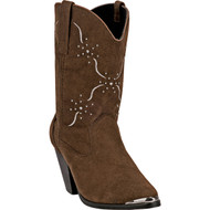 Dingo Women's Sonnet Chocolate DI 563 Boot
