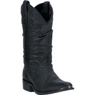 Dingo Men's Amsterdam All Over Black Pigskin DI15240 Boot