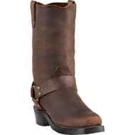Dingo Men's Dean All Over Gaucho Nutty Mule  DI19074 Boot