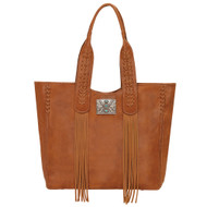 American West Large Zip Top Tote 5915915