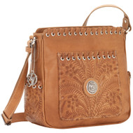 American West Harvest Moon All Access Crossbody Bag 6315774