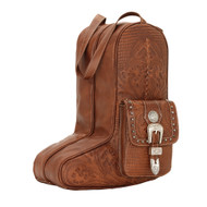 American West Retro Romance  Boot Bag 8565736