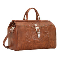 American West Retro Romance  Duffel Bag 8565739