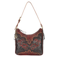American West Annie's Secret Collection Shoulder bag with secret compartment 9150629
