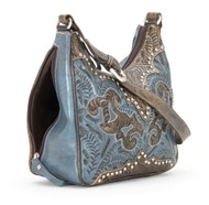 American West Annie's Secret Collection Shoulder bag with secret compartment 9155629