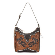 American West Annie's Secret Collection Shoulder bag with secret compartment 9165629