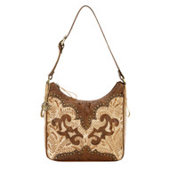 American West Annie's Secret Collection Shoulder bag with secret compartment 9199629