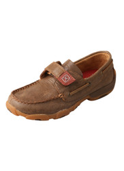 Twisted X Kid's Driving Moccasin CDM0003