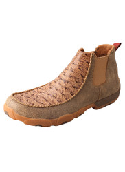 Twisted X Men's Twin Gore Driving Moccasin MDMG003