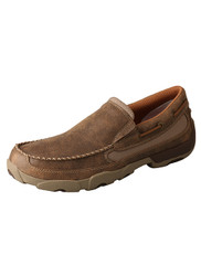Twisted X Men's Slip-on Driving Moccasin MDMS002