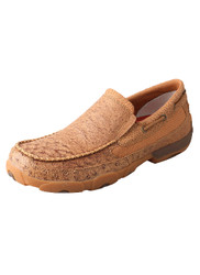 Twisted X Men's Slip-on Driving Moccasin MDMS007