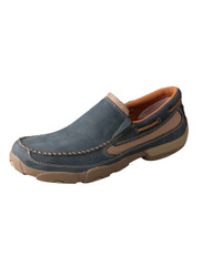 Twisted X Men's Slip-on Driving Moccasin MDMS008