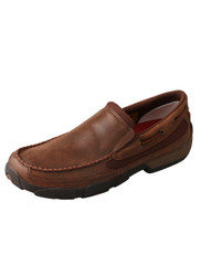 Twisted X Men's Slip-on Driving Moccasin MDMS009