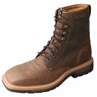 Twisted X Men's Lite Cowboy Lacer Workboot MLCSL01