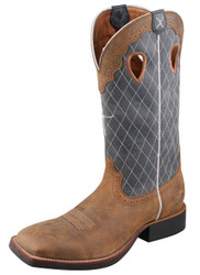 Twisted X Men's Ruff Stock Boot MRS0027