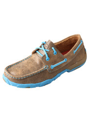 Twisted X Women's Driving Moccasin WDM0019