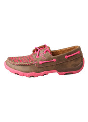 Twisted X Women's Driving Moccasin WDM0027