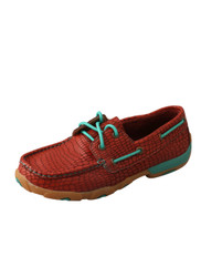 Twisted X Women's Driving Moccasin WDM0035