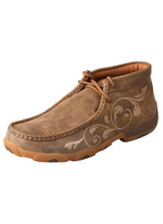 Twisted X Women's Driving Moccasin WDM0041
