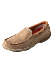 Twisted X Women's Slip-On Driving Moccasin WDMS005
