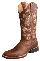Twisted X Women's Ruff Stock Boot WRS0025