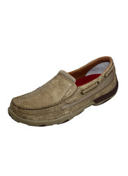 Twisted X Kid's Slip-on Driving Moccasin YDM0004