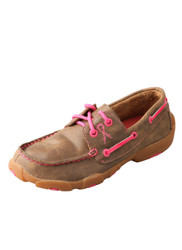 Twisted X Kid's Driving Moccasin YDM0015