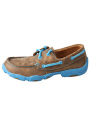 Twisted X Kid's Driving Moccasin YDM0016