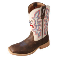 Twisted X Kid's Hooey Boot YHY0003