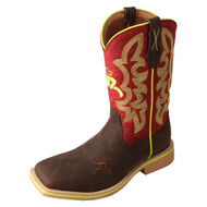 Twisted X Kid's Hooey Boot YHY0005