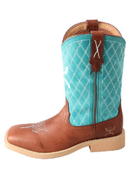 Twisted X Kid's Hooey Boot YHY0006