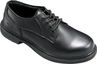 Men's Genuine Grip Footwear Slip-Resistant Oxford Work