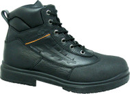 Women's Genuine Grip Footwear Waterproof Steel Toe
