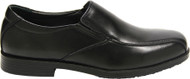 Men's Genuine Grip Footwear Slip-Resistant Slip-on Dress