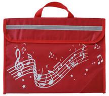 Wavy Stave Music Bag